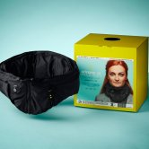Hovding Airbag for Cyclist and Box