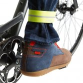 Yellow Strap for Cyclist Pants