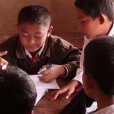 Primary School Students in Laos