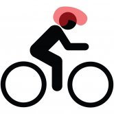 Label image for Enable Adoption of Airbag for Cyclist Head Protection