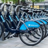 Label image for London's Cycle Hire