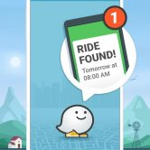Ride Found Notification - Waze Rider App