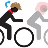 Label image for Adoption of Airbag Collar for Cyclist Head and Neck Protection