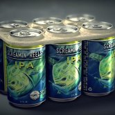 SaltWater Brewery Beers with Edible Six Pack Rings