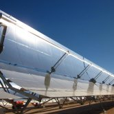 Abengoa E2 Solar Thermal Collector - Solana Generating Station