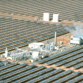 SEGS Solar Power Station Power Block