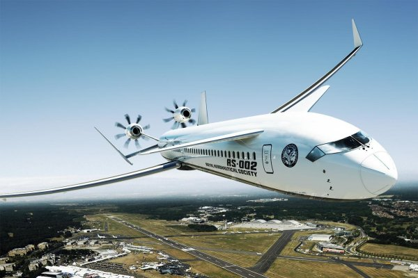 RS-002 Airliner Concept by the Royal Aeronautical Society