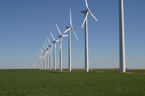 Grean Mountain Wind Farm