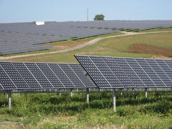 Solar Photovoltaic Power Plant in Serpa - Portugal