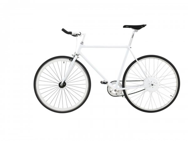 Bike with FlyKly Smart Wheel